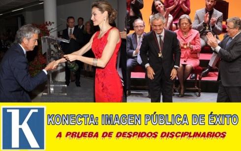 KONECTA IMAGEN PÚBLICA DE ÉXITO A PRUEBA DE DESPIDOS